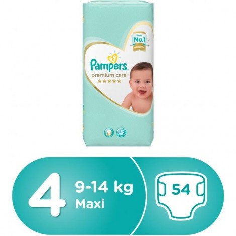 Pampers Pc Vp Maxi 54'