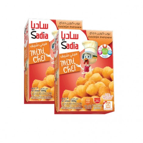 Sadia Chicken Pop corn 2x300gm