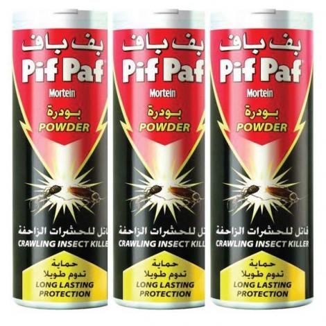 Pif Paf Cik Powder - 3 x 100 gm