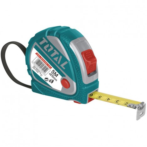 TOTAL Measuring Tape 5 Meters