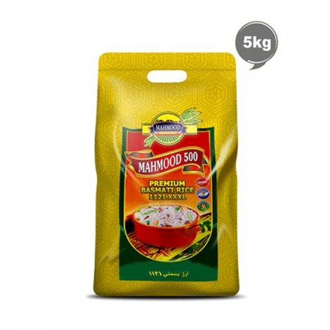 Mahmood 500 Premium Basmati Rice 1121 – 5 KG