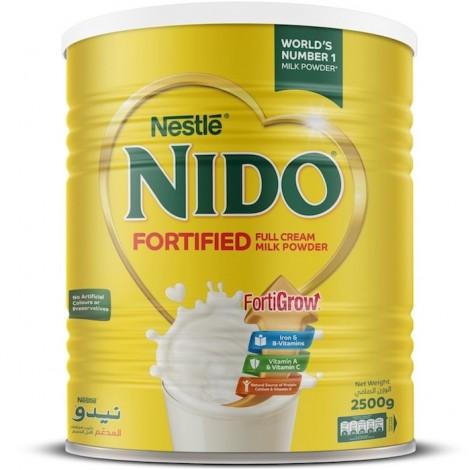 NIDO Full Cream Powder Milk  - 2500 gm