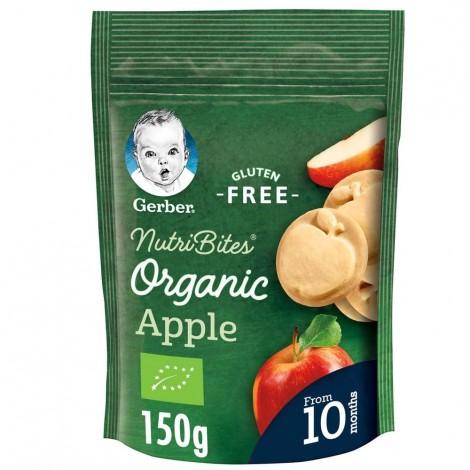 Gerber Apple Nutribites Biscuit - 150 g