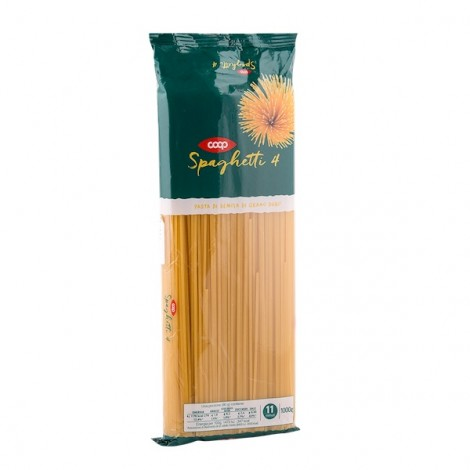 Coop Durum Wheat Pasta Spaghetti 1000g