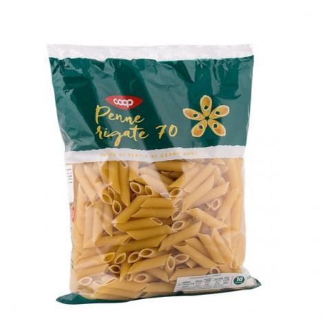 Coop Durum Wheat Pasta Penne Rigate 1kg