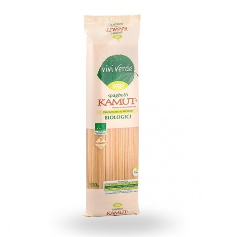 Vivi Verde Organic Kamut Pasta Spaghetti 500g