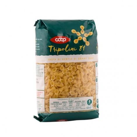 Coop Durum Wheat Tripolini 500g