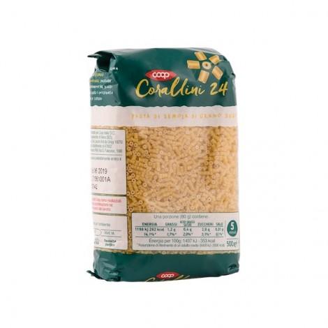 Coop Durum Wheat Pasta Corallini 500g
