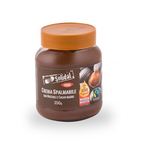 Coop Chocolate And Hazelnuts Spread Cream 350g