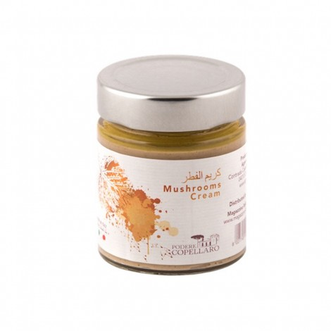 Podere Copellaro Mushroom Cream135g