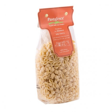 PastaJesce Bronze Drawn Pasta Conchigliette 500g