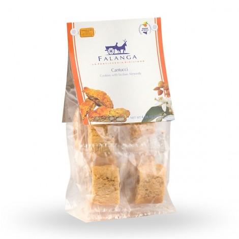 Falanga Cantucci Cookies With Sicilian Almonds 140g