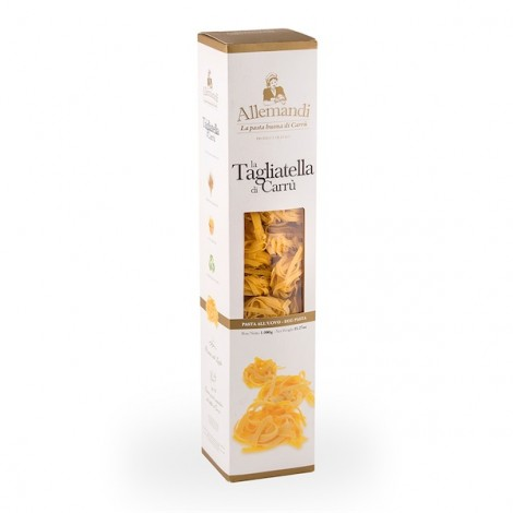 Allemandi Egg Pasta Tagliatella From Carru 1000g