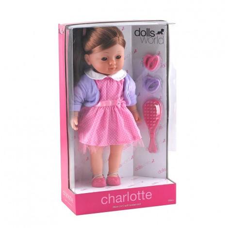 "Dolls World Charlotte 36Cm (14""), 8117"