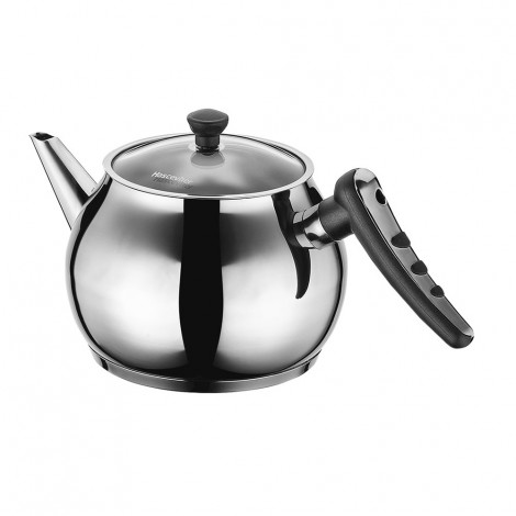 Hascevher Teapot Apple 1.2L Black