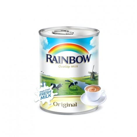 Rainbow Evaporated Milk 410gm