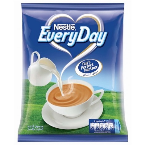 Everyday Creamer Pouch 400g