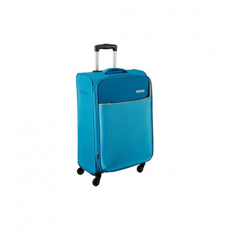 American Tourister Polyester 69 cms Turquoise