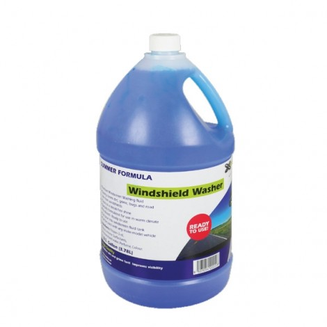 Excessories Windshield Washer Fluid-Ready Use