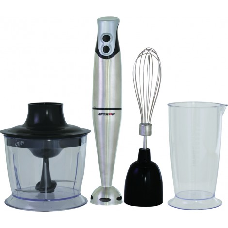 Aftron Hand Blender W/3 Attachments, AFHB9305S