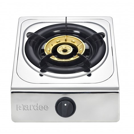 Aardee 1 Burner S/S Gas Stove , ARGS-1SS