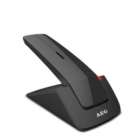 AEG Designer BT Bluetooth Cordless Phone - Black