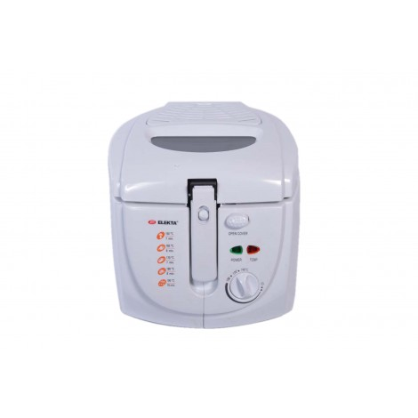 Elekta 2.5 Liter Deep Fryer, EDF-800