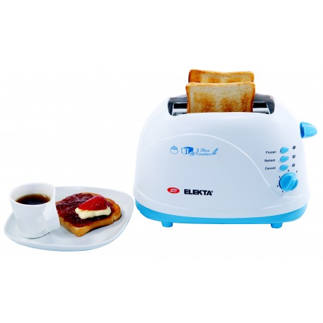 Elekta 2 Slice Toaster with Cool Touch,  ET-252