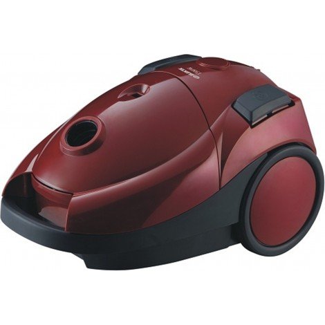 Elekta Vacuum Cleaner 1300 Watts, Red/Yellow, EVC-1605