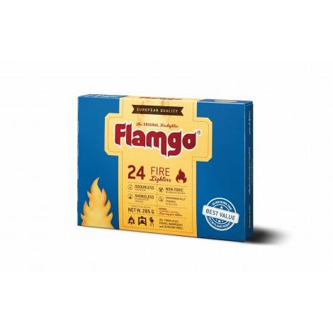 Flamgo Fire Lighter Cubes 24 pcs