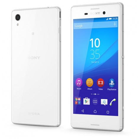 Sony Xperia M5 E5633 4G LTE Dual Sim, 16GB - White
