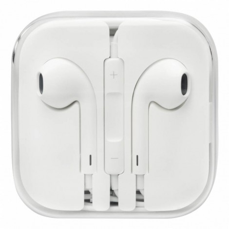 Apple Earpods with Remote and Mic, MD827