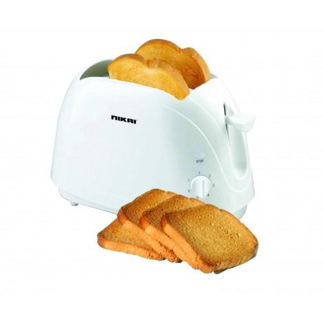 Nikai 2 Slice Cool Touch Toaster - NBT 540