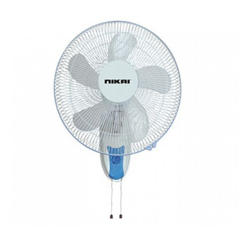 Nikai Wall Fan With Remote - NWF1635