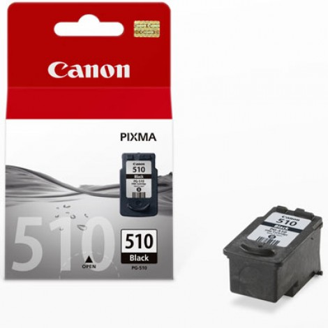 Canon PG-510 InkJet Cartridge - Black