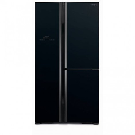 Hitachi Side By Side Refrigerator RS700PUK2GBK 700 Ltr