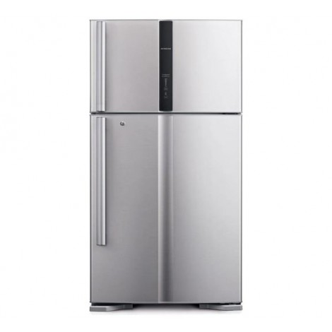 Hitachi Double Door Refrigerator RV660PUK3KSLS 660 Ltr