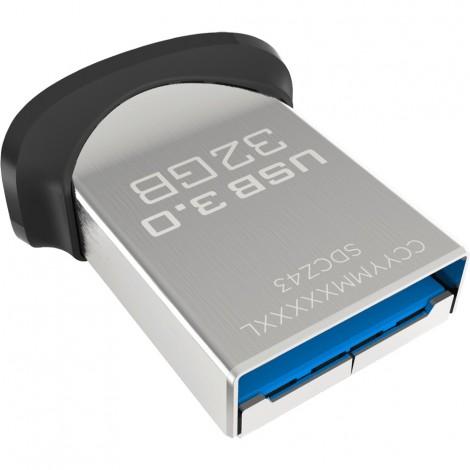 SanDisk 32GB Ultra Fit USB 3.0 Flash Drive