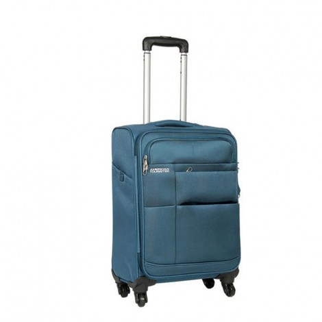 American Tourister Speed Spinner 66Cm C Blue