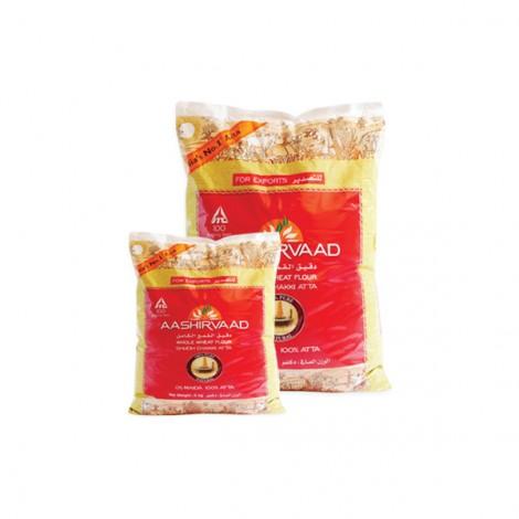 Aashirvaad Whole Wheat Atta - 2Kg+1Kg