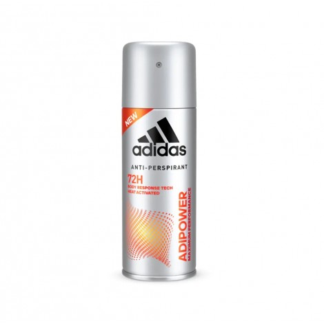 Aadidas Adipower Male Anti Perspirant Deodorant Spray 150ml