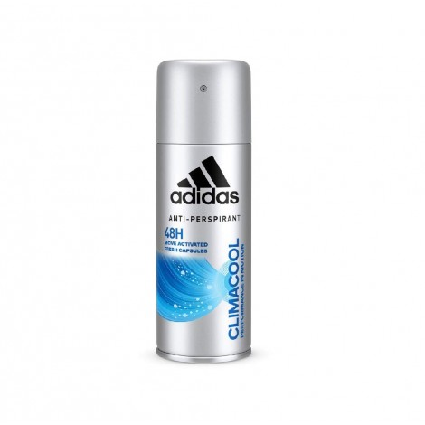 Adidas Climacool Male Anti Perspirant Deodorant Spray 150ml