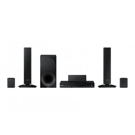 Samsung 5.1 Channel DVD Home Theater System HT-F453HBK