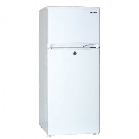 Aftron 165 Ltr DOUBLE DOOR FROST FREE REFRIGERATOR AFR600