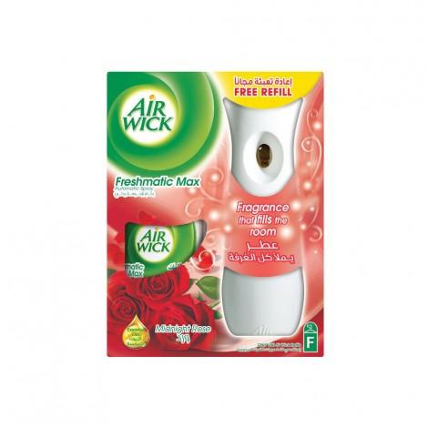 Air Wick Fresh Matic Rose Kit - 250ml