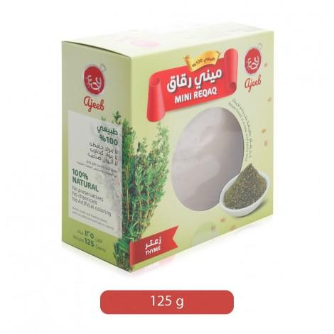 Ajeeb-Thyme-Mini-Riqaq-Bread-125-g_Hero