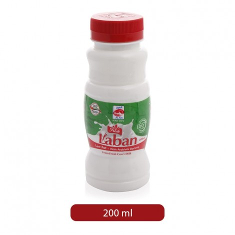 Al Ain Laban Low Fat - 200 ml