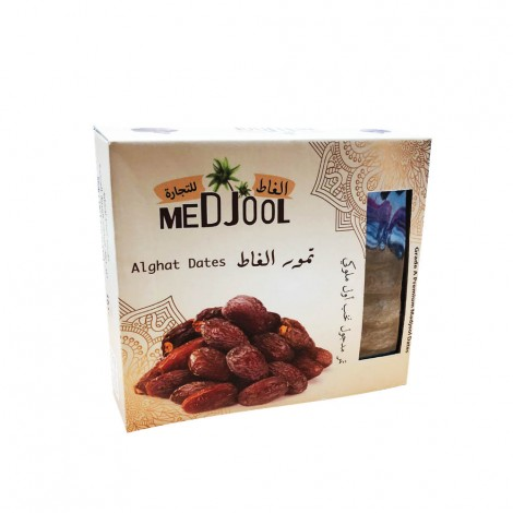 Al Ghat Dates Medjool Dates Premium - 1Kg