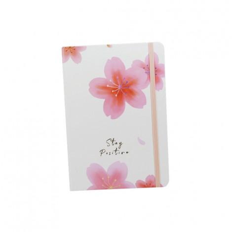 Alisun Flower Notebook A5 Size