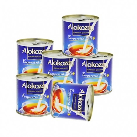 Alokozay Evaporated Milk12 x 170g